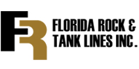 Logo for Florida Rock & Tank Lines a satisfied customer for Tri-State Electrical, a commercial electrical service in Nashville
