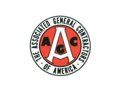 AGC logo for Tri-State commercial electrical contractors in Atlanta