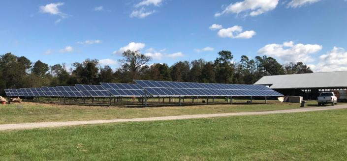 Solar farm Chattanooga