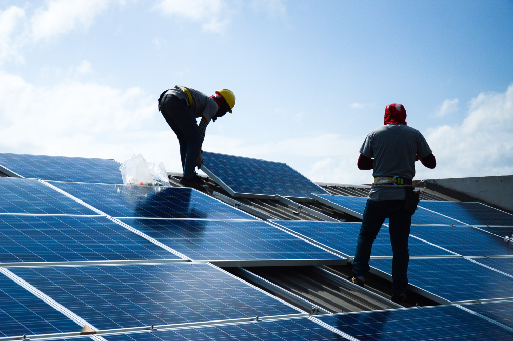 Solar panels for home in Chattanooga