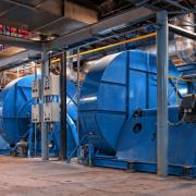 Backup generators installed by industrial electrical contractors in Atlanta
